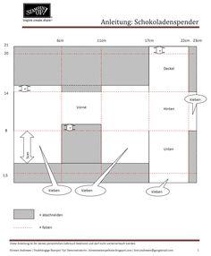 Kirstens Stempelkiste: Anleitung für den Schokospender