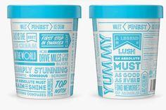 Joe's Ice Cream #packaging #packagingdesign