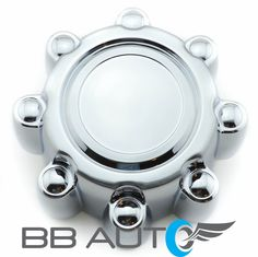 417217ed073 1999-2004 FORD F250 F350 SUPER DUTY EXCURSION CHROME WHEEL CENTER CAP HUB  NEW