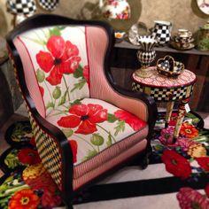 Vintage Russell Woodard Spun Fiberglass Patio Chairs