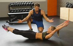 Build a stronger core—and visible abs—faster than ever