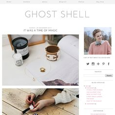 Possible blog theme!