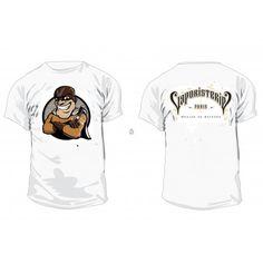 T Shirt VAPORISTERIE ONE