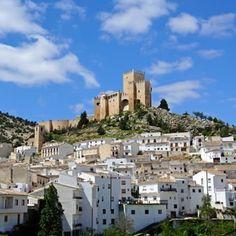 Velez Blanco village and castle