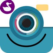 ChatterPix - by Duck Duck Moose by Duck Duck Moose, Inc. - This Duck Duck Moose app is new to us. I'll let you know how we like it, later.