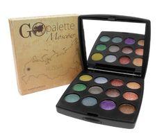 Coastal Scents Go Makeup Palette, Moscow, 0.28 Oz $8.95