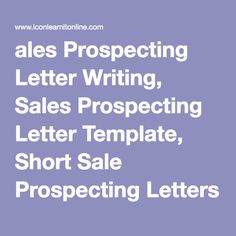 21 Best Sales Prospecting Images On Pinterest Personal Development