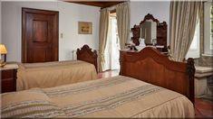 antik ágykeret vidéki ház - Luxuslakások, házak