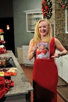Have you seen my cookbook yet? Lots of yummy recipes! www.darcydiva.com