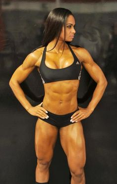 Denise Rodrigues looks incredible...