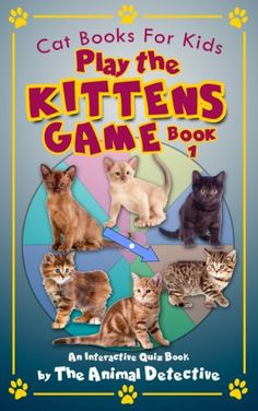 Calling all cat loving kids! Do you love kittens? If so, then you will love reading, learning and playing this interactive ebook all about kittens! For more information visit: http://booksbybarry.info/