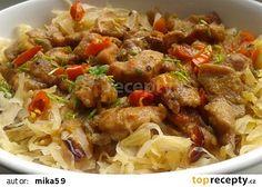 No Salt Recipes, Great Recipes, Pork Tenderloin Recipes, Goulash, Polish Recipes, Russian Recipes, Crockpot, Curry, Food And Drink