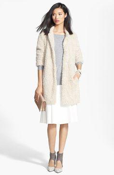 Halogen® Solid Cashmere Sweater | Nordstrom