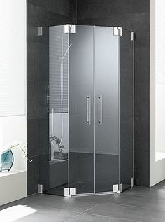 duschabtrennung duschkabine 180 schwingt r duschwand. Black Bedroom Furniture Sets. Home Design Ideas