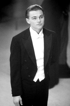 how i wish i could have been a teen in the 90s so I could have properly fangirled over young leo.