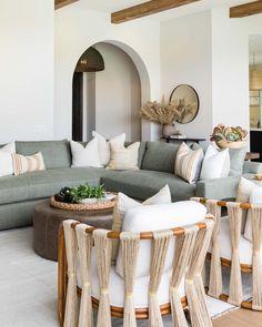 Living Room Interior, Home Living Room, Living Room Designs, Living Room Decor, Living Room Ideas, Living Room Chairs, Living Area, Living Room Inspiration, Home Decor Inspiration