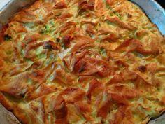 Πρασοτυρόπιτα!!! Flour Recipes, Cookbook Recipes, Dessert Recipes, Cooking Recipes, Desserts, Greek Pita, Greek Pastries, Greek Recipes, Different Recipes