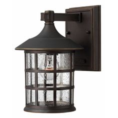 Buy the Hinkley Lighting Oil Rubbed Bronze Direct. Shop for the Hinkley Lighting Oil Rubbed Bronze Freeport 1 Light Tall Outdoor Wall Sconce with Etched Seedy Glass and save. Led Outdoor Wall Lights, Outdoor Wall Lantern, Outdoor Wall Sconce, Outdoor Walls, Outdoor Lighting, Pergola Lighting, Porch Wall Lights, Porch Lanterns, Outdoor Wall Light Fixtures