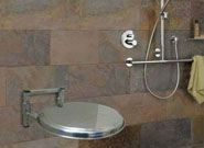 Get Comfort Utilities available online for your daily use for general people who suffering from many problems in taking bathrooms and shower. Wood Swing, Shower Seat, Indian Home Decor, Teak Wood, Bathroom Accessories, Sink, Bathrooms, People, Sink Tops