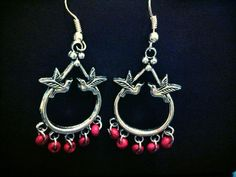 New Design of Earrings by chaos. Complete Collection Available at: http://www.indiebazaar.com/shop/chaos/earrings?sort=mr