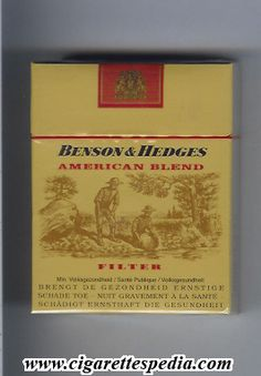 benson hedges american blend filter ks 25 h red american blend belgium england Vintage Advertisements, Vintage Ads, Vintage Posters, Vintage Antiques, Benson & Hedges, Vintage Cigarette Ads, Medicine Bottles, Childhood Memories, Crates