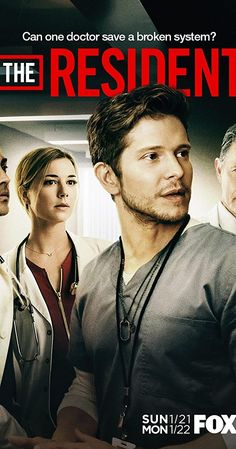 The Resident (TV Series ) Matt Czuchry, Bruce Greenwood, Emily VanCamp, and Manish Dayal in The Resident Medical Tv Series, Medical Tv Shows, Medical Drama, Bruce Greenwood, Matt Czuchry, Rory And Logan, Tv Series To Watch, Tv Watch, Doctor Shows