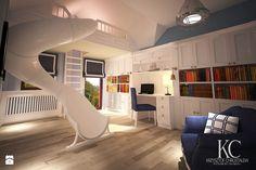 Zdjęcie: Pokój dziecka styl Glamour