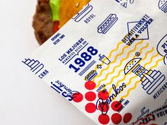Bembos Brand Refresh by Infinito - Grits & Grids® Burger Branding, Burger Packaging, Food Branding, Food Packaging Design, Restaurant Branding, Packaging Design Inspiration, Brand Packaging, Takeaway Packaging, Coffee Packaging