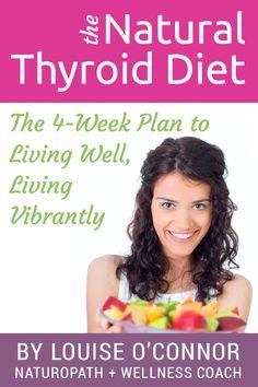 Natural Thyroid Diet Book