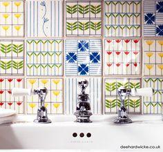 Feature Friday: Garden City Tiles – Dee Ceramics | Best2KeepitSimple.com