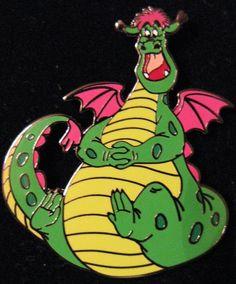 Pete's Dragon_Elliott (2009