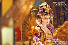 • fan bingbing cdrama chinese drama The Empress of China fuckyeahchinesefashion •