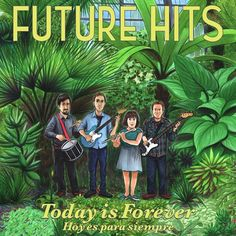 """Future Hits CD """"Today is Forever / Hoy es para siempre"""" ** Follow me on www.MommasBacon.com **"""