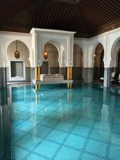 Great Wellness-Place!   Spa at La Mamounia in مراكش, Marrakech-Tensift-Al Haouz