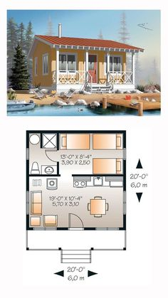 The Best Tiny House Build Tiny house House blueprints and