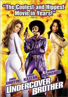 Undercover Brother - 2002.