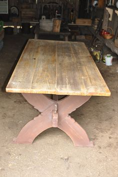 One of my old tables