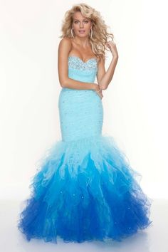 Shop 2013 Floor Length Sweetheart Trumpet Mermaid Organza Online affordable for each occasion. Latest design party dresses and gowns on sale for fashion women and girls.