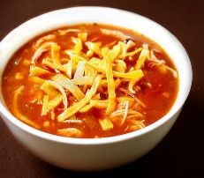 Tortilla Soup - South Beach Diet