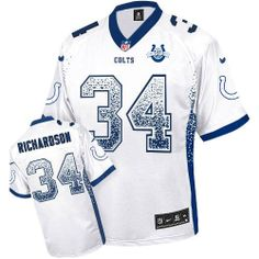 11 Best Trent Richardson Jersey: Authentic Colts Women's Youth Kids  free shipping