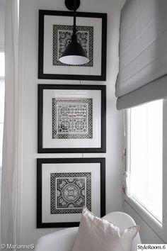 olohuone,taulut,mustavalkoinen,seinävalaisin