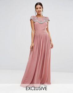 e592f41f379e 15 Best wedding images | Dress wedding, Gowns, Long robe