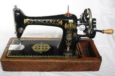 British production of the 66K ran from 1907 until 1939. When the 66K appeared it was considered an engineering masterpiece, able to sew any thickness of fabric from fine silk to heavy canvas.