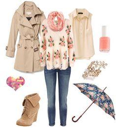 Y. A. Q. - Blog de moda, inspiración y tendencias: [Y ahora qué me pongo en] un día lluvioso de otoño: