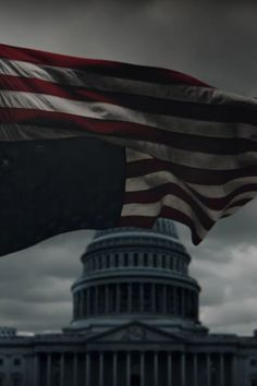 Of Course the House of Cards Season 5 Teaser Dropped on Inauguration Day