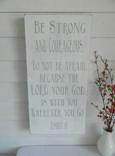 Hey, I found this really awesome Etsy listing at https://www.etsy.com/listing/177657043/great-bible-verse-from-joshua-19-be
