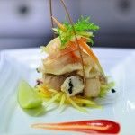 Wild seafood, tropical fruits & chilli?  This is tropical island cuisine