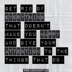 via live life happy