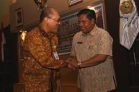 H. Ahmad Syah Harrofie : Pemerintah Kabupaten Bengkalis Sudah menerapkan Standar Akuntansi Pemerintahan berbasis Akrual - Amanah Anak Negeri