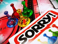 15 WAYS PLAYING SORRY! IS JUST LIKE MOTHERHOOD via @mommyshorts is a funny list for moms and family game night humor